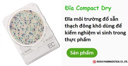 Đĩa Compact Dry Nissui